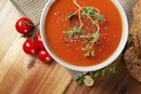 Nutrition Information for Applebee's Tomato Basil Soup