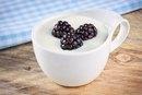Nutritional Value of Natural Yogurt