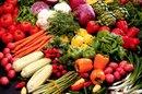 List of High-Fiber Vegetables