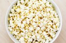 How Many Calories Are in 1/4 Cup of Unpopped Popcorn?