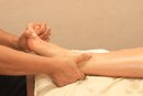 Pressure Points in the Legs