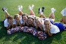 How to Coach a Peewee Cheerleading Squad