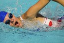 The Muscle Groups Worked by Freestyle Swimming
