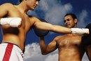 Free Cardio Kickboxing Routines