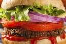 Nutritional Information for Chili's Black Bean Burger