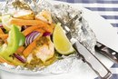 How to Bake Vegetables Wrapped in Foil