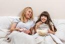 The Effect of Visual Media on the Social Behavior of Children
