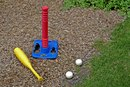 T-Ball Coaching Activities