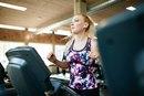 A Treadmill Vs. an Elliptical for the Gluteus Muscles