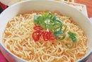 Mr. Noodles Nutrition Information