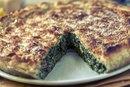 Nutrition in Spinach Pie