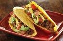 Calories in Hard Taco Shells