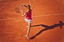 Tennis Rules for When the Ball Hits a Player