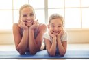Pilates Exercises for Kids