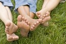 Home Remedy for Children's Ingrown Toenails