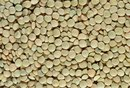 Difference Between Split Peas & Lentils