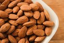 Nutritional Information on Almonds and Sunflower Seeds