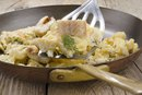How to Cook Scrambled Eggs With Sardines