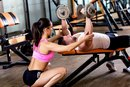 Butterfly Bench Presses
