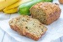 Frozen Zucchini vs. Fresh for Baking Bread