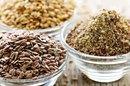 Ground Flaxseed Health Benefits