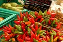 How to Neutralize Acid in Chili Peppers