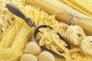 Egg Noodles Vs. Pasta Nutrition