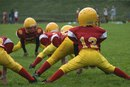 Basic Pee Wee Football Plays