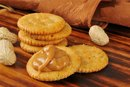 Nutrition Facts About Peanut Butter Crackers