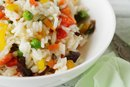 Vegetable Rice Calories