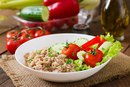 Salad & Oatmeal Diet