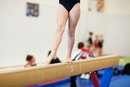 How to Make a Gymnastics Balance Beam