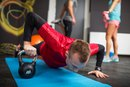 CrossFit Training Exercises