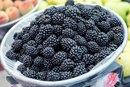 Vitamins in Blackberries