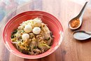 What Thai Food Is Low in Cholesterol?