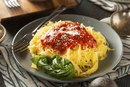 Spaghetti Squash & Vegetables