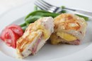 How Many Calories Are in Chicken Cordon Bleu?