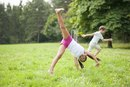Tumbling Exercises for Kids
