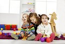 What is the Average Weight & Height for Toddlers?