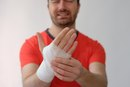 Chest Workouts You Can Do With a Broken Hand