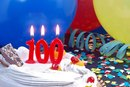 Birthday Ideas for Grandmas Turning 100 Years Old