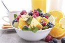 Fresh Fruit Salad Nutrition