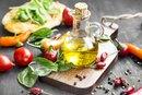 Comparison of Sesame Oil & Olive Oil