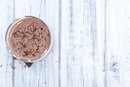 How to Make a Chocolate Protein Shake