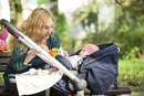 Proper Way to Clean Baby Strollers & Toys