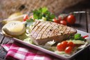 Calories in Grilled Tuna Steaks