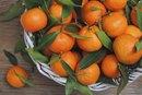Mandarin Oranges and Allergies