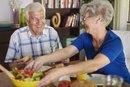 Weekly Food Schedule & Menu for Elderly People