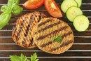 Subway Veggie Patty Nutrition Information