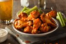 How to Cook Chicken Wings by Boiling First